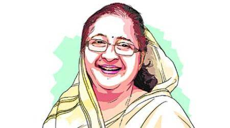 Bricks, bricks meet, bricks women forum, sumitra mahajan, lok sabha speaker sumitra mahajan, latest news, india news