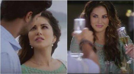 One Night Stand teaser released: Sunny Leone is as sensual as ever