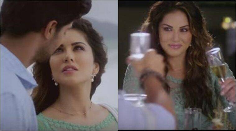 Latest Teaser One Night Stand Movie Sunny Leone Tanuj Virwani
