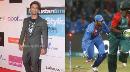 MS Dhoni, MS Dhoni The Untold Story, Mahendra Singh Dhoni, Sushant Singh Rajput, Sushant MS Dhoni, Sushant Dhoni, Sushant Mahendra Singh Dhoni, ind vs ban, ind vs ban t20, Entertainment news