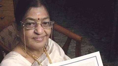 Legendary playback singer P. Susheela enters Guinness  World Records