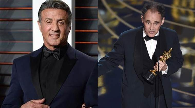 Sylvester Stallone, Mark Rylance, Mark Rylance oscar, Mark Rylance oscar news, Mark Rylance news, Mark Rylance best supporting actor, Oscar Sylvester Stallone news, Sylvester Stallone film, entertainment news