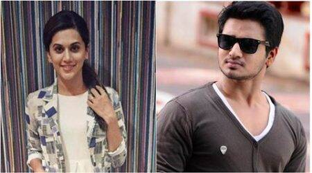 Taapsee Pannu not part of Nikhil Siddhartha's next: Director