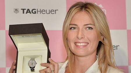Maria Sharapova, Maria Sharapova doping test, Sharapova doping, TAG Heuer, Sharapova ban, Maria Sharapova grand slam titles, sports news, sports, tennins news, Tennis