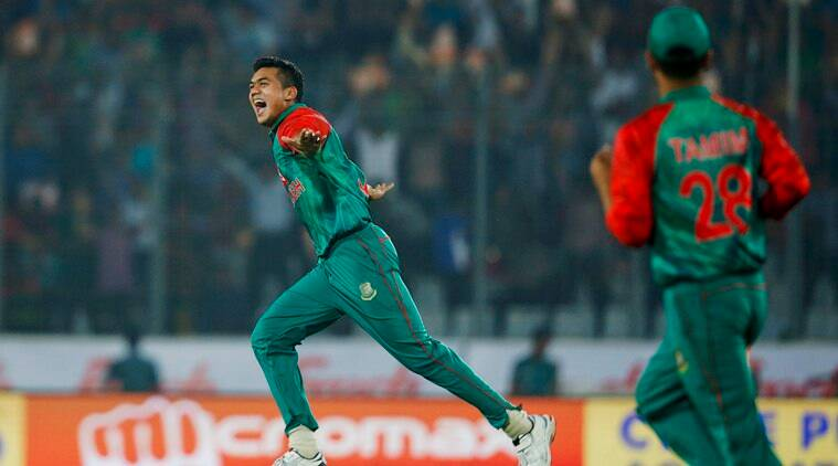 Arafat Sunny, Taskin Ahmed, Arafat, Taskin, bangladesh, Bangladesh bowlers, ICC, Arafat Sunny bowling action, Cricket news, Cricket