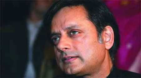 Political budget, not for common man, says Tharoor
