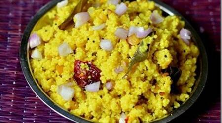 Begin your day with this wholesome and nutritious barn millet upma