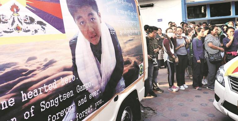 The last rites of Dorjee Tsering will be conducted in Dharamshala, said his family members.  Praveen Khanna