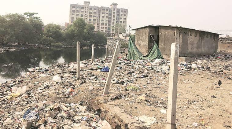 Mankhurd, sewage in Mankhurd, transit camp, monsoon in mumbai, mumbai monsoon, BMC, mumbai news
