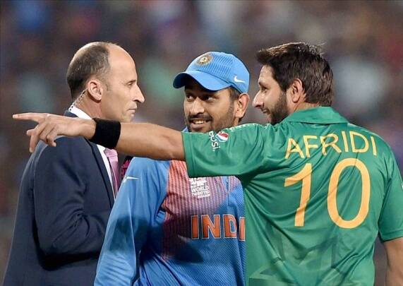 MS Dhoni, Shahid Afridi, India, Pakistan, India vs Pakistan, Ind vs Pak, World T20