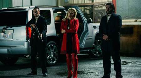 Triple 9 movie review: Kate Winslet tries hard, really hard