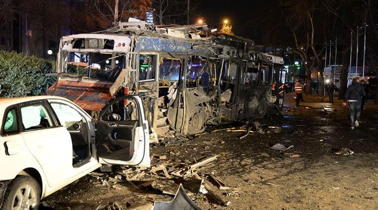Kurdistan Freedom Falcons, Kurdish rebels, Kurdish militants, Ankara attack, Ankara car bomb attack, Ankara terror attack, Turkey terror attack, Turkey news, Middle East news, Europe news