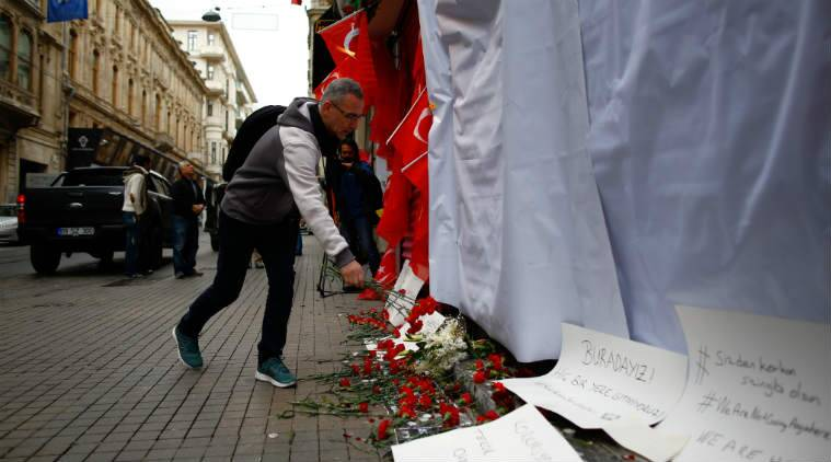 Turkey, Istanbul attack, Istanbul Suicide Bomber, Istanbul Bomber, Istanbul Suicide attack, Suicide bomber, Islamic State, IS, ISIS, Middle East news