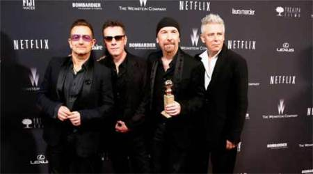 U2 to receive top honour