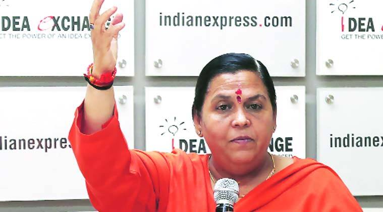 Uma Bharti, Bihar, Whihar water dispute, Water dispute solution, water dispute solution in India, Surplus water, water resource in India, Special Committee for Inter-Linking of Rivers, Union Water Resources Minister, India news, latest news