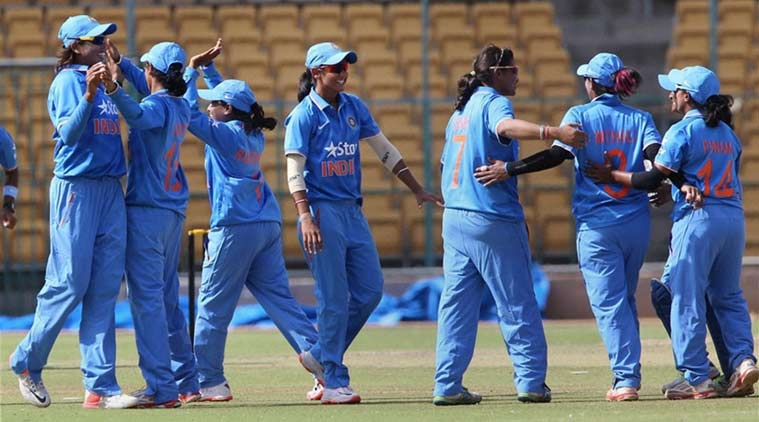 Indian Women's Cricket team has won series against Australia in Australia and now against Sri Lanka at home.(Source: PTI)