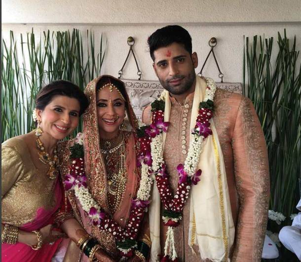 photos urmila matondkar marries mohsin akhtar inside