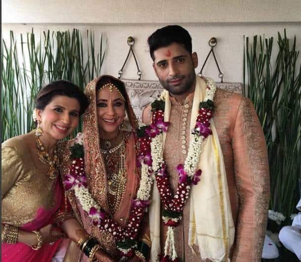 photos urmila matondkar marries mohsin akhtar inside