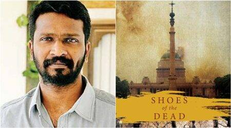 Vetrimaaran to adapt 'Shoes Of The Dead' into film