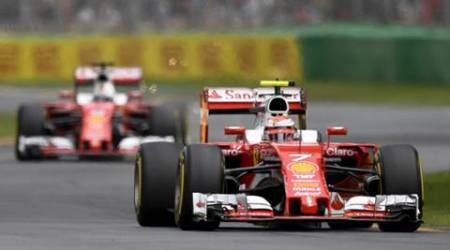 We're not on the front row but still have high hopes, says Sebastian Vettel