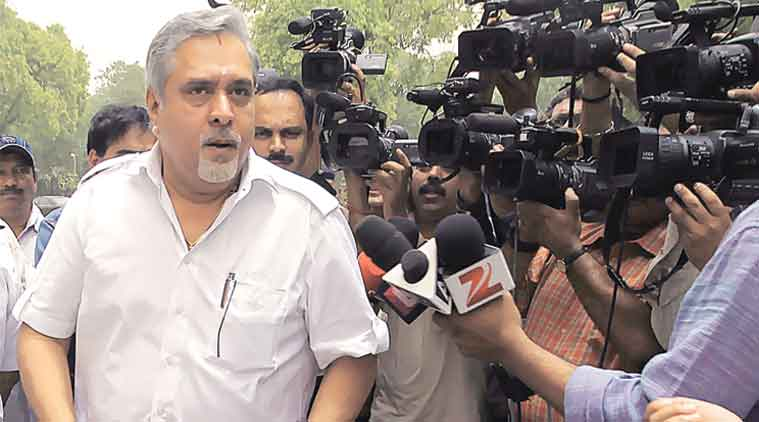 The promoter of the defunct Kingfisher Airlines is believed to be in UK. (Archive)