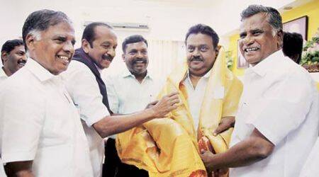 Tamil Nadu Assembly polls: Enter Vijayakanth, Vaiko's CM candidate