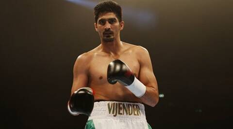 Dedicate my win to Pathankot terror attack martyrs, says  Vijender Singh