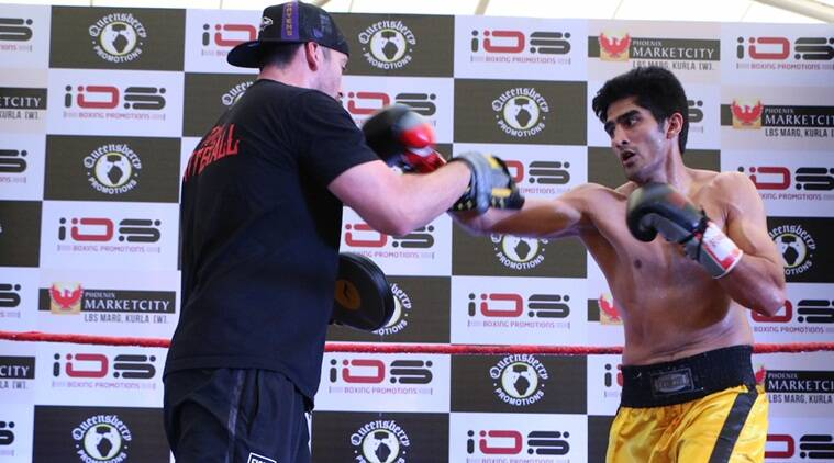 Vijender Singh, Vijender, Vijender bout, Vijender Liverpool, Vijender Singh vs Alexander Horvath, Vijender vs Alexander , Boxing news, Boxing updates, Boxing
