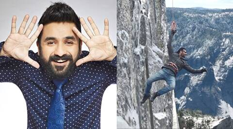 Vir Das postpones his comedy US-Canada tour for Ajay  Devgn's Shivaay