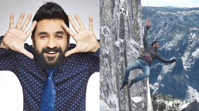 Vir Das, Ajay Devgn, Shivaay, Shivaay Shoot, Shivaay Shoot Bulgaria, Vir Das Comedy tour, Vir Das Us Canadian Tour, Vir Das Shivaay, Vir Das Shivaay Shoot, Vir das Shivaay Shoot bulgaria, Entertainment news