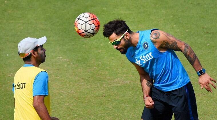Virat Kohli is in good touch in the ongoing ICC World T20. (Source: PTI)