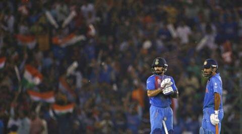 Virat Kohli is very hungry to score runs for India, says MS  Dhoni