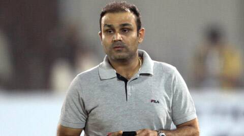 MS Dhoni should play at number four and continue till  2019 World Cup: Virender Sehwag