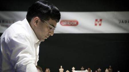 Viswanathan Anand loses to Nakamura and slips from joint lead at Candidates Chess