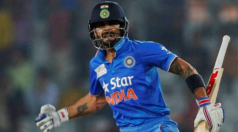 Virat Kohli reaches two million followers on Instagram