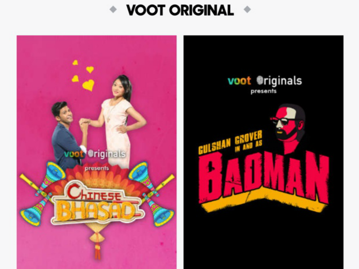 Viacom18's VOOT will try to woo India with original content