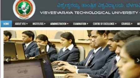 VTU BE/B Tech 1st semester results declared @results.vtu.ac.in