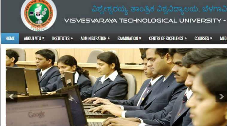 VTU, VTU result, vtu.ac.in, VTU result 2017, VTU BTech result, VTU BE result, VTU MTech result, education news, indian express