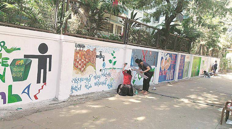 The City As Your Canvas From Fb Wall To Civic Wall In Parel