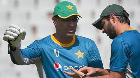 Shahid Afridi was non-serious during World T20, alleges Waqar Younis in report