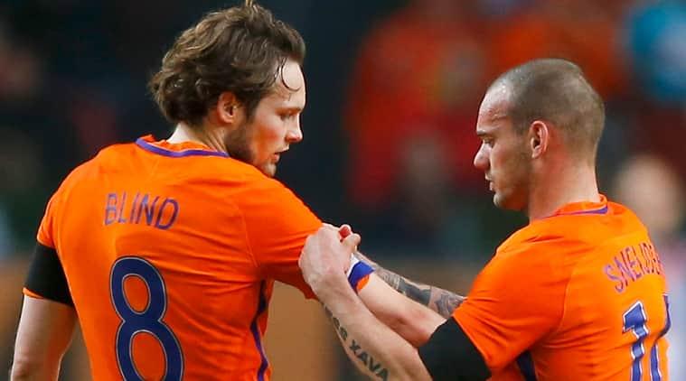 Netherlands vs England , England vs Netherlands, Wesley Sneijder, Wesley Sneijder Netherlands, Sneijder, Sneijder injury, Sneijder knee injury, Sneijder Netherlands, Football, football news, Football updates