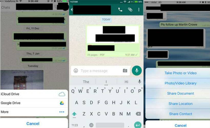 WhatsApp, WhatsApp new update, WhatsApp document sharing features, WhatsApp new features, WhatsApp new smileys, Android, iOS,Pinch to zoom, technology, technology news