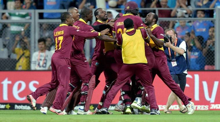 West Indies will play against England in the final in Kolkata on Sunday. (Source: PTI)