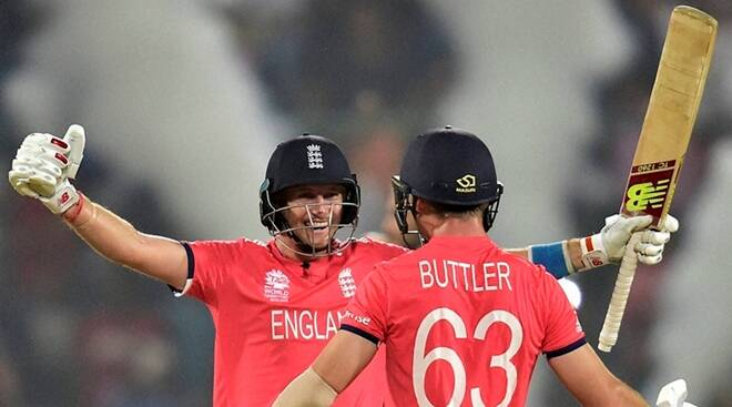 England vs New Zealand: England blitz into World Twenty20 Final