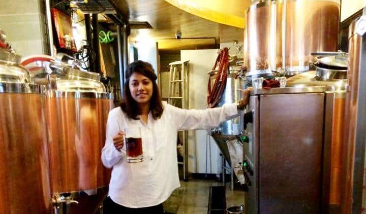 women brewers Varsha Bhat_759