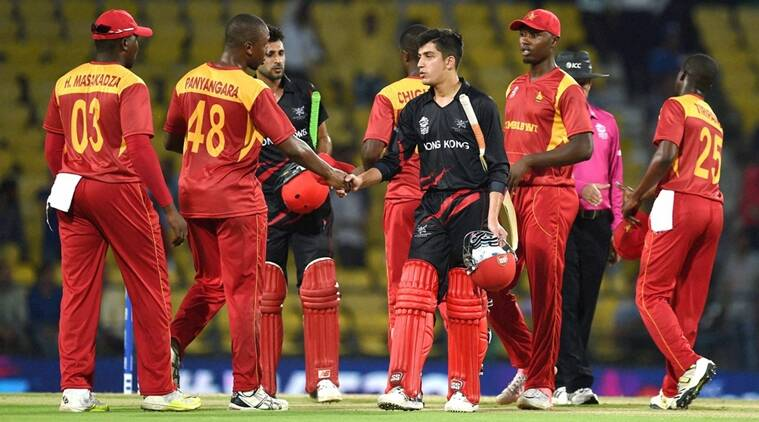 World T20, World T20 2016, World T20 updates, World T20 news, World T20 qualifiers, Zimbabwe vs Hong Kong, Zim vs Hong, sports news, sports, cricket news, Cricket