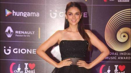 I don't have any backing but I never crib about it: Aditi Rao Hydari