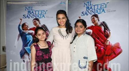 Nil Battey Sannata, Nil Battey Sannata cast, Nil Battey Sannata upcoming movie, Nil Battey Sannata movie, Nil Battey Sannata news, Nil Battey Sannata tax free, Entertainment news