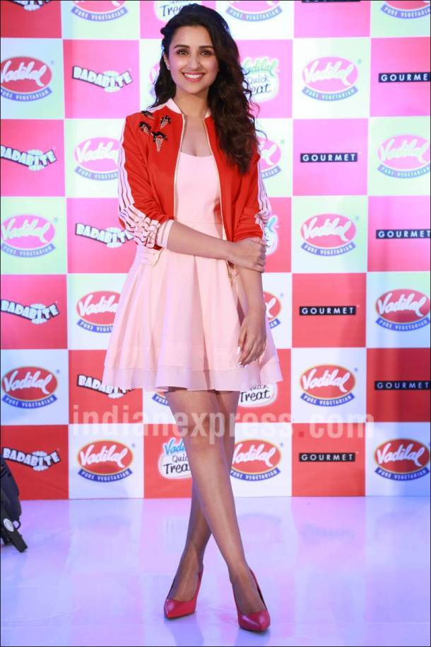 Parineeti Chopra, Parineeti Chopra pics, Parineeti Chopra delhi pics, Parineeti Chopra ice cream launch, Parineeti Chopra photos, Parineeti Chopra news, Parineeti Chopra movies, Parineeti, Parineeti pics, Parineeti photos, entertainment