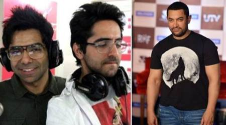 Aamir Khan, Dangal, Aparshakti, Aparshakti Khurrana, Aamir Khan Aparshakti, Aparshakti Dangal Dangal cast, Ayushmann Khurrana, Ayushmann Khurrana brother, Ayushmann Khurrana news, Ayushmann Khurrana film, entertainment news